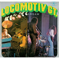 Locomotiv GT -In Warsaw 1975 LP