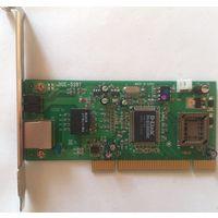 Сетевая карта 1000 Mbit Gigabit D-link DGE-528T PCI