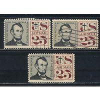 США 1960 Стандарт Линкольн #778