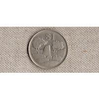 Зимбабве 1 доллар 1997(Ki)