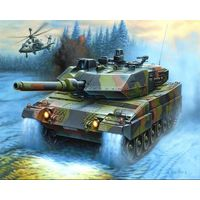 Revell 03105 1:72 Leopard 2 A5 KWS