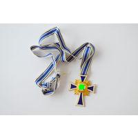 Материнский крест в золоте. Оригинал. Арт 67.