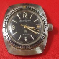 Часы Амфибия нержавейка