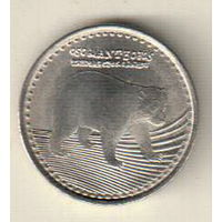 Колумбия 50 песо 2015