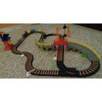 Железная дорога двухуровневая