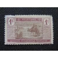 Мавритания 1913 г.