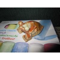 Оникс. Лягушка - подарок для защиты и жизнеутверждения! 53 х 46 мм