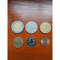 Набор монет Албании