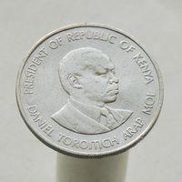 Кения 1 шиллинг 1980