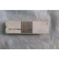 Ретро-процессор Fujitsu MBL8089-2 (аналог Intel D8089) - 16-разрядный процессор ввода-вывода для 8086, 8088, КР1810ВМ86 и др.