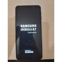 Samsung A7 20185