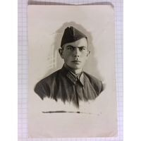 Довоенное фото молодого лётчика 1939 год.