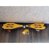 Скейтборд Rollersurfer , новый в упаковке , на 2 колеса