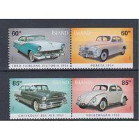 [917] Исландия 2004.Автомобили.