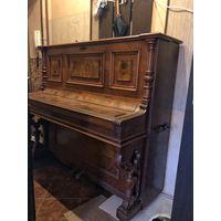 Антикварное пианино 19 века