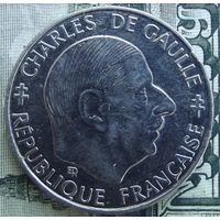1 франк 1988