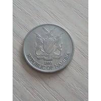 Намибия 10 центов 1993г.