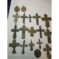 Крестики и образки