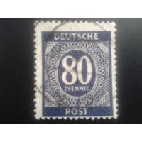 Германия 1946 стандарт общая зона