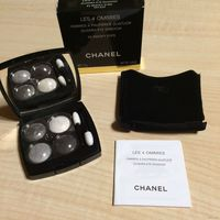 Chanel тени для век Les 4 Ombres, 93 Smoky Eyes (3701)э