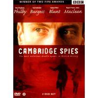 Шпионы из Кембриджа / Cambridge Spies (серии 1-4 из 4)(Тоби Стивенс , Том Холландер , Сэмюэл Уэст, Руперт Пенри-Джонс)  DVDRip