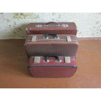 2-чемодана из СССР