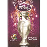 2012 Чемпионат Европы-2012 (финал)