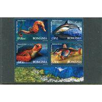 Румыния. Фауна Черного моря, вып.2007