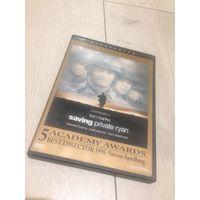 Saving private ryan - спасти рядового Райана (1998) Том хэнкс DVD (вроде оригинал)