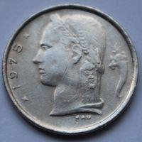 Бельгия, 1 франк 1975 г. 'BELGIE'