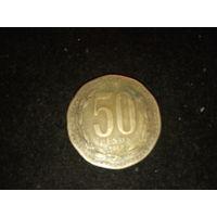 Монета Чили