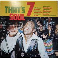 That's Soul /7/ 1977, WEA, Germany, LP, EX