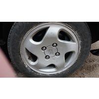 Литые диски R14 Peugeot