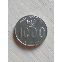 Индонезия 1000 рупий 2010г.