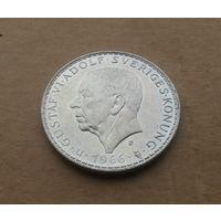 Швеция, 5 крон 1966 г., серебро, 100 лет парламентской реформе