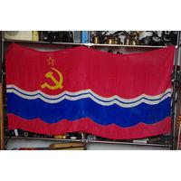 Флаг из СССР ( 90 х 165 )   9