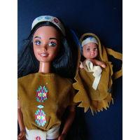Барби, American Indian Barbie из серии American Stories