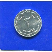 Алжир 2 сантима 1964 UNC