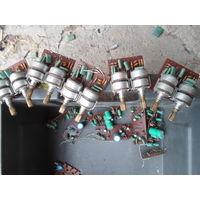 Резистор сдвоенный переменный, регулятор, потенциометр TELPOD стерео 100 ком