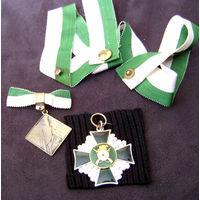 Медали награды  спортивная стрельба компл.