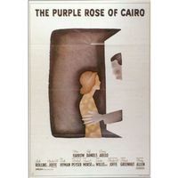 Пурпурная роза Каира / Purple Rose of Cairo (Woody Allen / Вуди Аллен)  DVD5