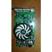 Видеокарта Inno3D gf9800 512мб не рабочая