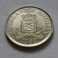 25 центов, Нидерландские Антильские острова, (Антиллы) 1985 г.