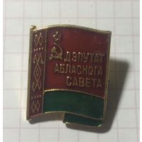 Депутат областного совета.