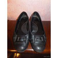 Классические туфли Dorothy Perkins на 38-39 размер. Натуральная кожа, отличного качества . Обмен не интересует.