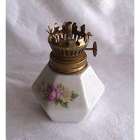 Лампа масляная керосиновая мини 9,0 х 7,0 см  2