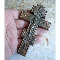 """Крест """"Распятие Христово"""". Киотный."""