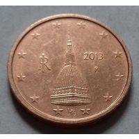 2 евроцента, Италия 2013 г., AU