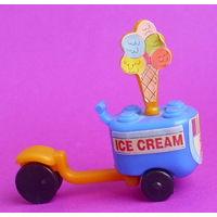 Киндер Мороженое. 124.
