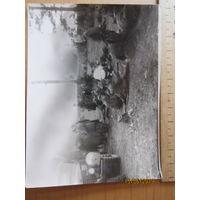 Фото на привале